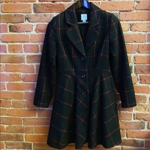 CeCe Coat - Size 2.  Great condition